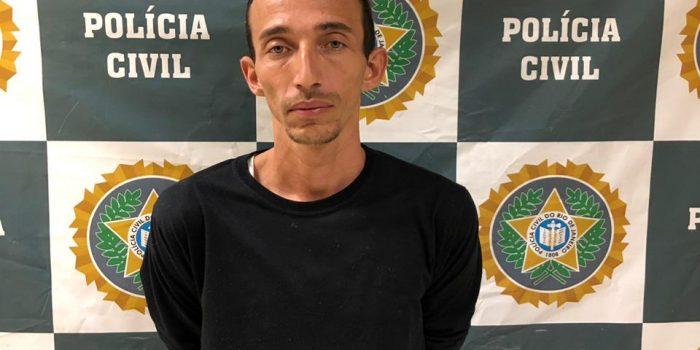 Policia Civil  Prende traficante foragido da justiça  em Caxias