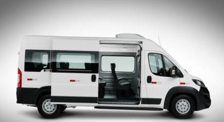 Fenatran: Citroën Jumper Minibus é apresentado para atuar em todas as categorias do mercado VUL
