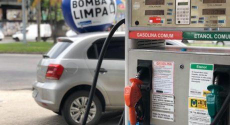 Operação Bomba Limpa encontra fraude em cinco postos de combustível