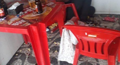 Homem é morto a tiros em bar de Belford Roxo