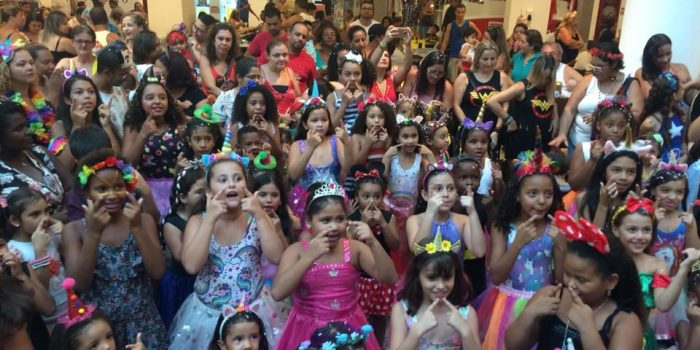 Diversão garantida para todas as idades no Carnaval mais Top da cidade
