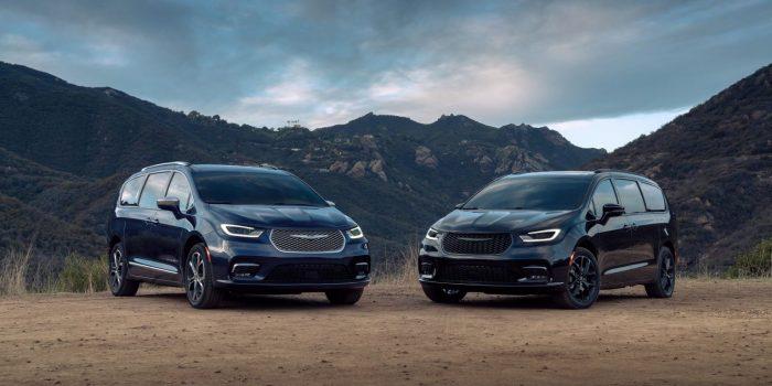 Chrysler Pacifica 2021 chega com opção de tração integral