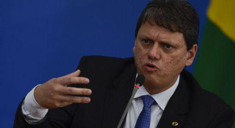 Ministro da Infraestrutura defende fim da pesagem por eixo