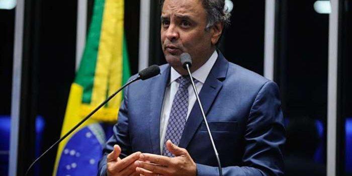 Aécio Neves é investigado por caixa 2 de R$ 1 milhão na campanha de 2014