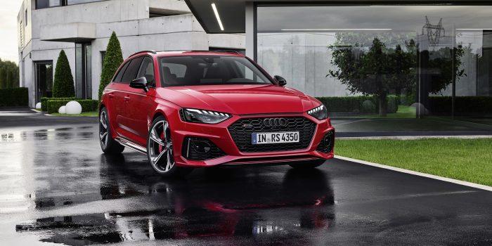 Audi fecha ciclo de atualização dos esportivos com a chegada dos novos TT RS, RS 4 e RS 5