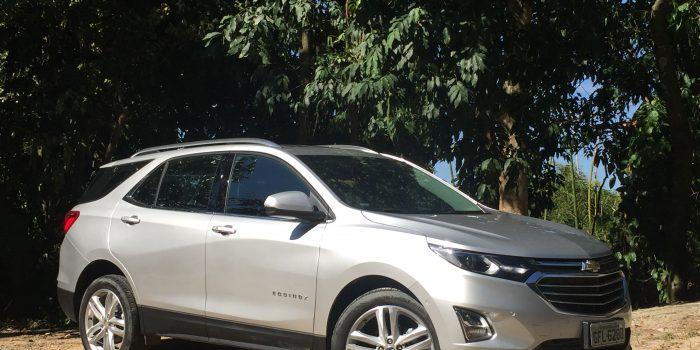 Avaliação do Chevrolet Equinox Premier 1.5 Turbo 2020