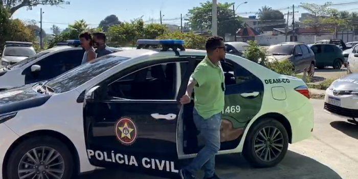 Homem é preso após  matar rapaz depois  de  chamá-lo de 'gordo' em Campo Grande