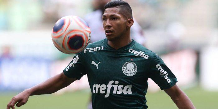 Palmeiras derruba suspensão de Rony no CAS e ele já pode jogar hoje