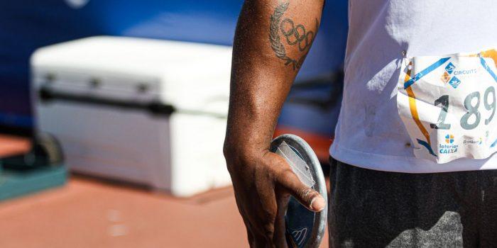 Com restrições, Centro de Desenvolvimento do Atletismo reabre