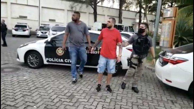 Dois suspeitos de integrar quadrilha do miliciano Ecko são presos em São João de Meriti