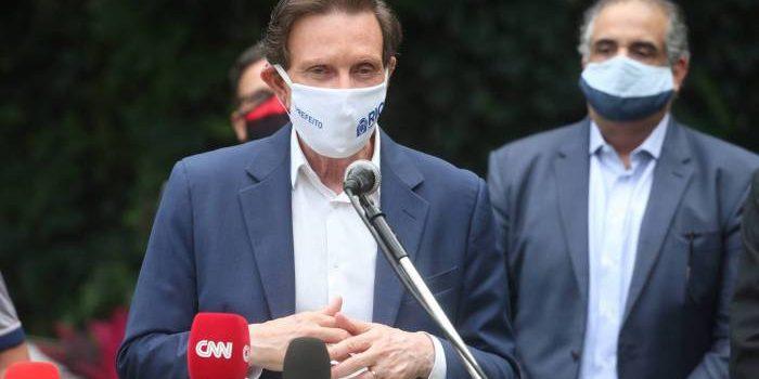 MP Eleitoral quer Crivella inelegível até 2026 por abuso de poder e conduta vedada
