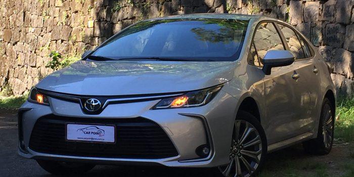 Avaliação do Toyota Corolla 2.0 XEi Flex 2021