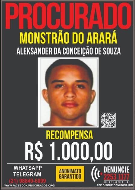 Suspeito de tentar assaltar loja em Botafogo tem 32 mandados de prisão