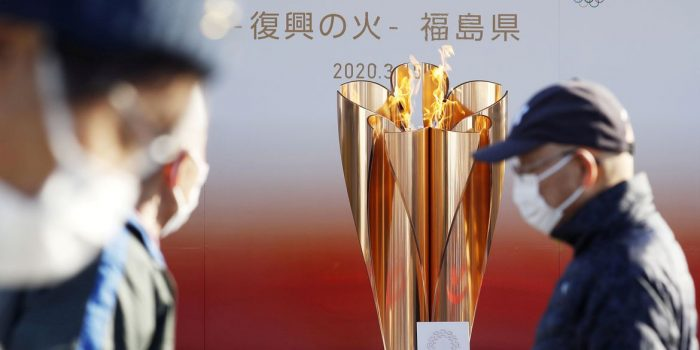 Chama olímpica de Tóquio será exposta ao público a partir de setembro