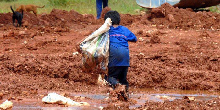 Aumenta incidência de trabalho infantil em São Paulo durante pandemia