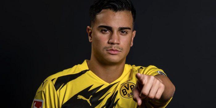 Reinier, ex-Flamengo, é o novo reforço do Borussia Dortmund