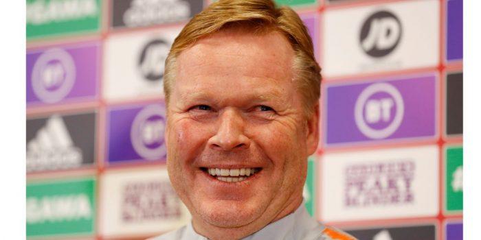 Koeman, ex-zagueiro do Barcelona, é confirmado como novo treinador