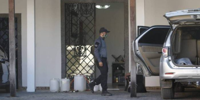 Vereador de Caxias é alvo de mandados por desvio de combustível