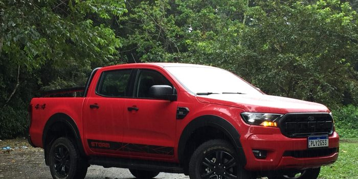 Avaliação da Ford Ranger 3.2 CD Storm 4WD (Aut) 2021