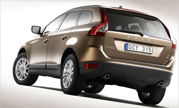 Volvo comunica recall de modelos S60 e XC60