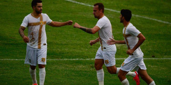 Série D: em partida truncada, Brasiliense vence Villa Nova por 1 a 0