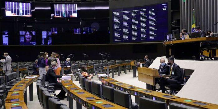 Câmara cancela sessão após obstrução de partidos