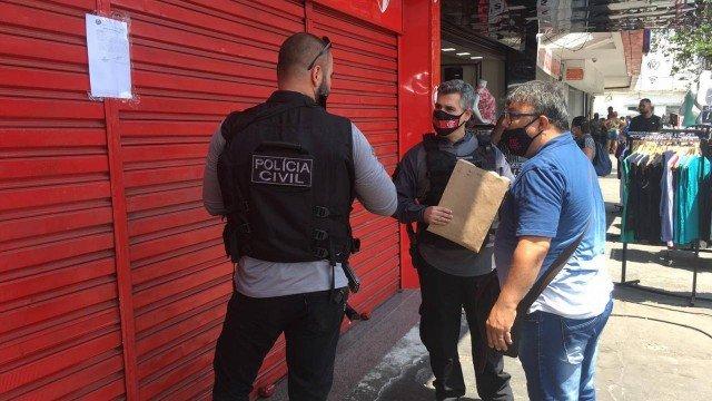 Polícia prende 10 e fecha oito farmácias no Rio que seriam usadas pela milícia para lavar dinheiro