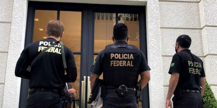 PF faz operação em 4 estados contra fraude em centro de tecnologia