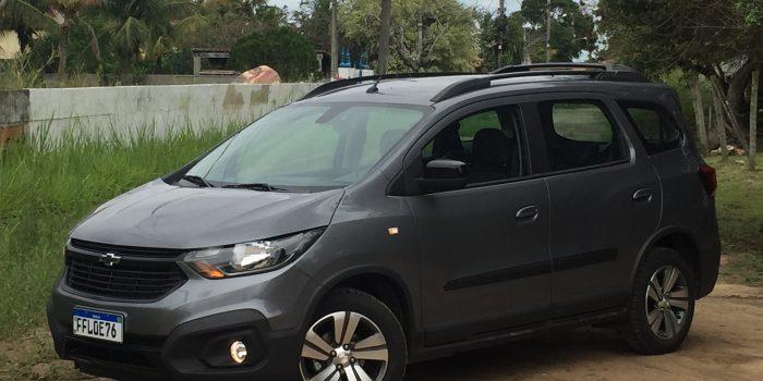Avaliação do Chevrolet Spin 1.8 Econoflex Activ 7S Aut. 2021