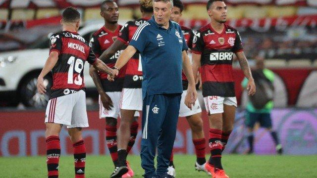 Defesa do Flamengo só não é mais vazada que a do lanterna do Brasileiro e vira centro de críticas a Dome
