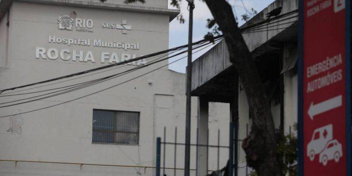 Taxa de ocupação em leitos de UTI é de 93% no Rio