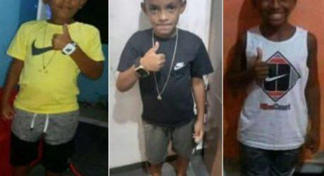 Secretário de Polícia Civil diz que não há pistas dos três meninos desaparecidos em Belford Roxo