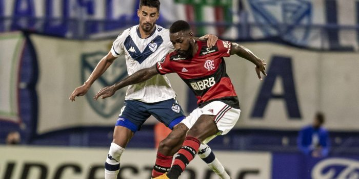 Libertadores: Flamengo recebe o Vélez Sarsfield no Maracanã