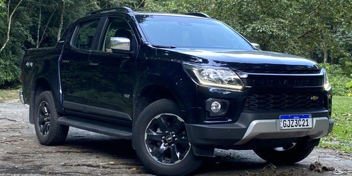 Avaliação da Chevrolet S10 2.8 CTDI CD High Country 4WD (Aut) 2021