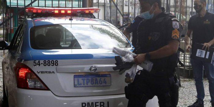 PMs do batalhão da Tijuca iam a Mesquita extorquir motoristas em esquema do sargento Zebu