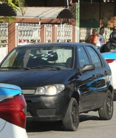 Homem é executado em plena luz do dia em Bangu, na Zona Oeste do Rio