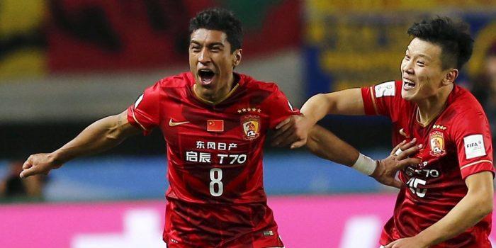 Paulinho deixa Guangzhou devido a restrições da pandemia