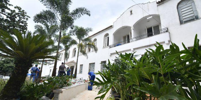 Obras do Hospital Iguassú chegam a 60% e previsão de inauguração é para novembro