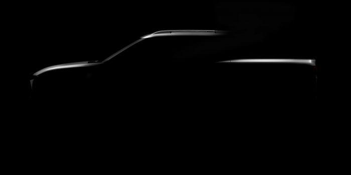 Nova Chevrolet Montana tem primeiro esboço revelado