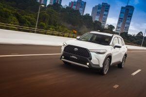 Toyota recupera ritmo de exportações ao nível pré-pandemia