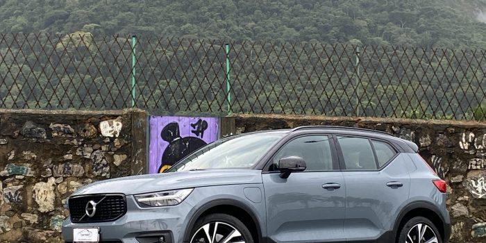 Avaliação do Volvo XC40 T5 Plug-In Hybrid R-Design 2021