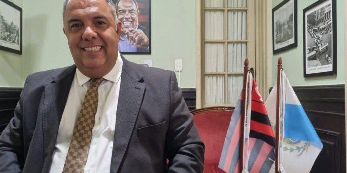 Dirigente analisa caminho do Flamengo na Libertadores e aposta em queda de gigante sul-americano