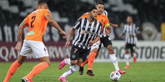 Sorteio permite a times brasileiros sonhar com Libertadores