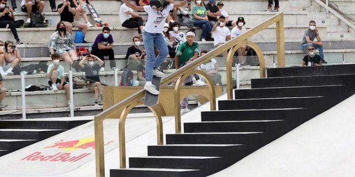 Skate: Rayssa Leal, de 13 anos, fatura bronze no Mundial de Street