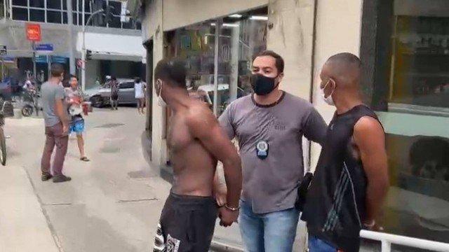 Polícia prende quadrilha que fazia roubo de joias na Zona Sul do Rio