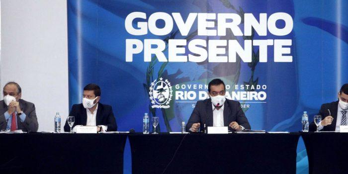 Governador lança PactoRJ com investimento de R$ 17 bilhões nos próximos três anos