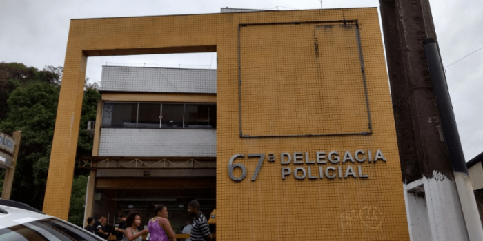 Policiais civis  da  67ª  DP  Guapimirim prendem Homem que ameaçava  sua ex Mulher