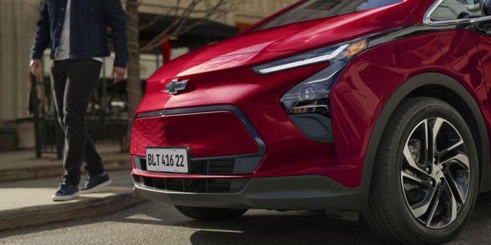Novo Chevrolet Bolt EV tem pré-venda anunciada