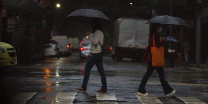 Rio tem registro de chuva fraca; confira a previsão para os próximos dias