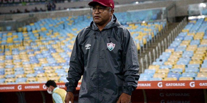 Roger Machado mantém esperança na classificação do Fluminense: 'Tenho certeza que vamos trazer'